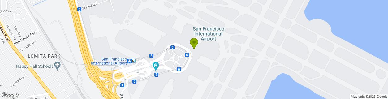 SFO Terminal 2 Arrivals