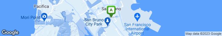 Map of Roma Deli
