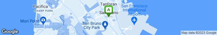 Map of Sushi House