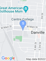 Centre College map