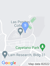 Las Positas College map