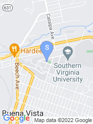 Southern Virginia University map