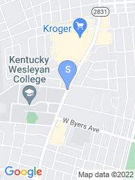 Kentucky Wesleyan College map