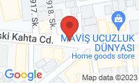 Harita: Aks Sigorta Aracılık Hizmetleri