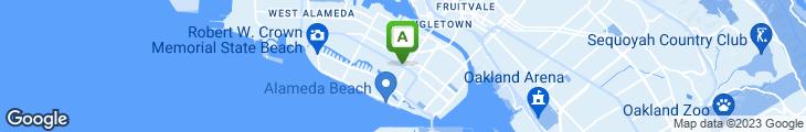 Map of Kobe-ya