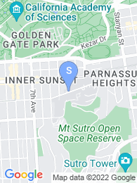 UCSF map