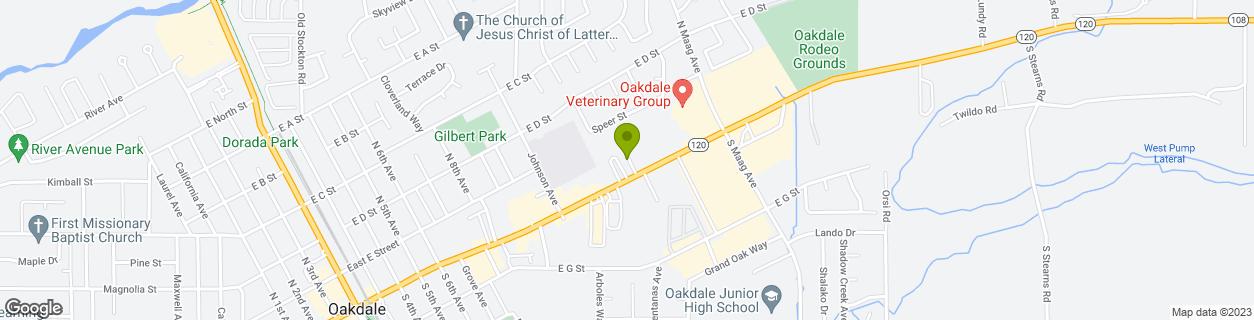 F Street & Ventana - Oakdale