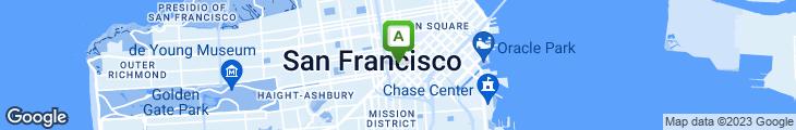 Map of Ananda Fuara