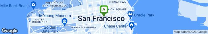Map of Cafe Mocha's