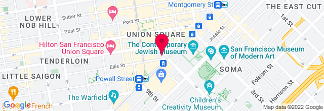 Map for The Apple Store