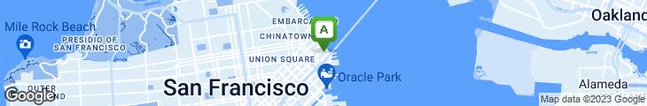Map of Palomino