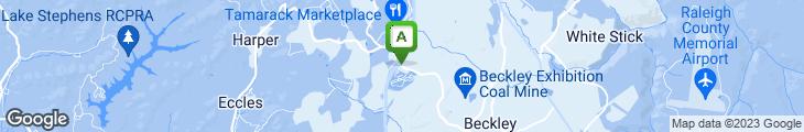 Map of Omelet Shoppe