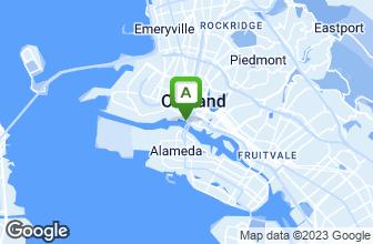 Map of Kincaid's