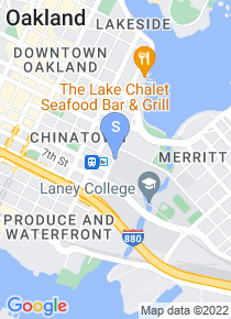 Laney College map