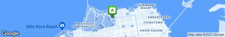 Map of Pres A Vi