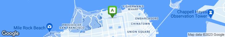 Map of City Tavern