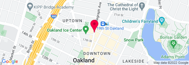 Map for Fox Theater