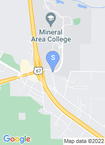 Mineral Area College map