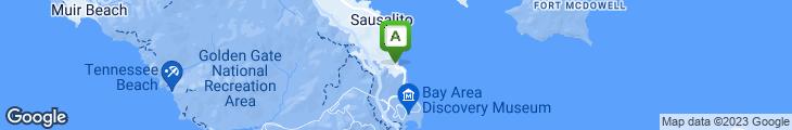 Map of Cacciucco