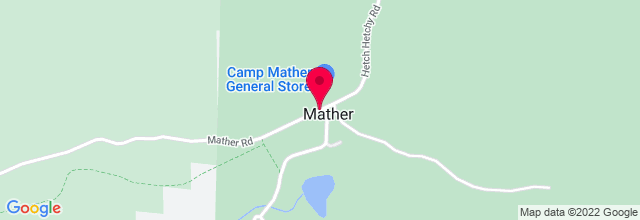 Map for Camp Mather