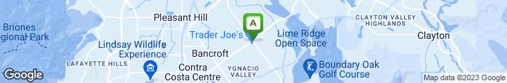 Map of Little Saigon