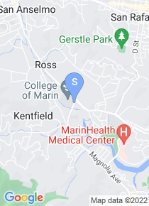 College of Marin map