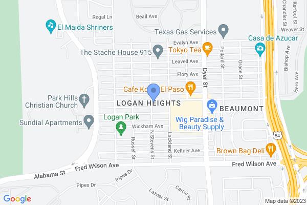 3700 Thomason Ave, El Paso, TX 79904, USA