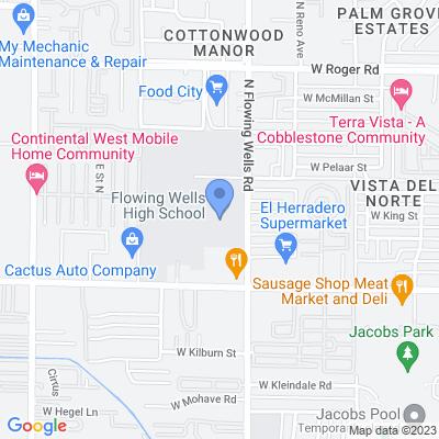 3725 N Flowing Wells Rd, Tucson, AZ 85705, USA