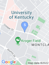 Bluegrass Community College map