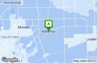 Map of Waterloo Club