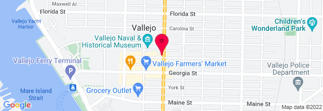 Map for Gracie's