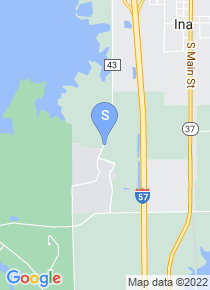 Rend Lake College map