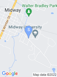 Midway College map