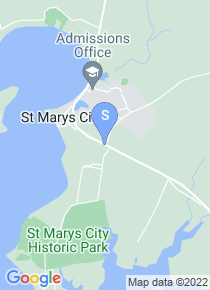 St Marys College map