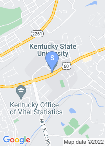 Kentucky State map