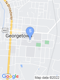 Georgetown College map