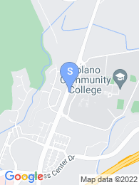 Solano Community College map
