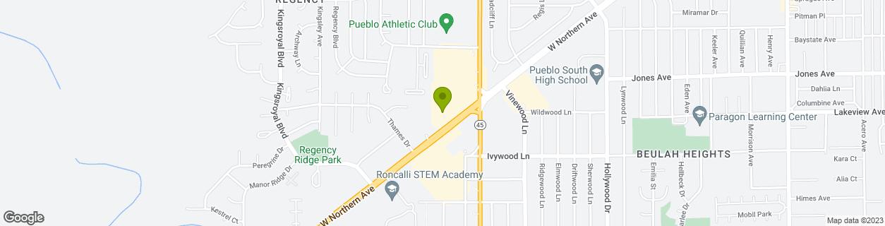 Pueblo & Northern-Pueblo