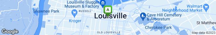 Map of Luigi's Pizzeria