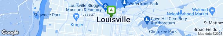 Map of Dooley's Bagels & Deli