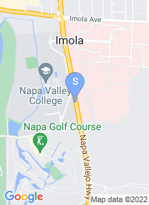 Napa Valley College map