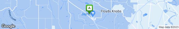 Map of Subway
