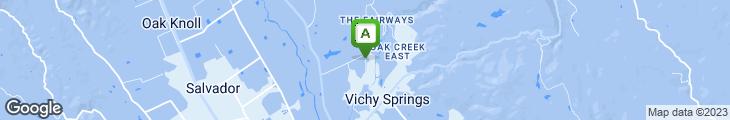 Map of Silverado Resort