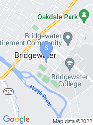 Bridgewater College map