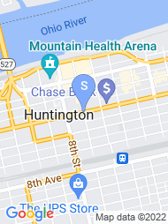 Huntington Junior College map