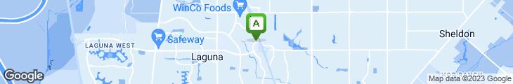 Map of Logan's Roadhouse