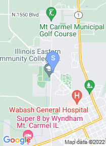 Wabash Valley College map
