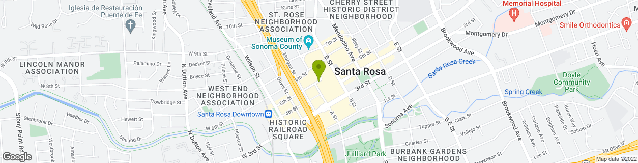 Santa Rosa Plaza - Santa Rosa