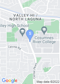 Cosumnes River College map