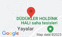 Harita: Değirmen Döner Salonu